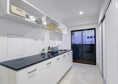 Modern Laundry Cabinetry