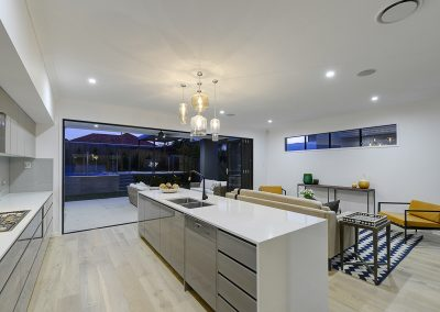 Open Plan Cabinetry